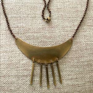 Jewelry - Unique Artisan Metal Necklace